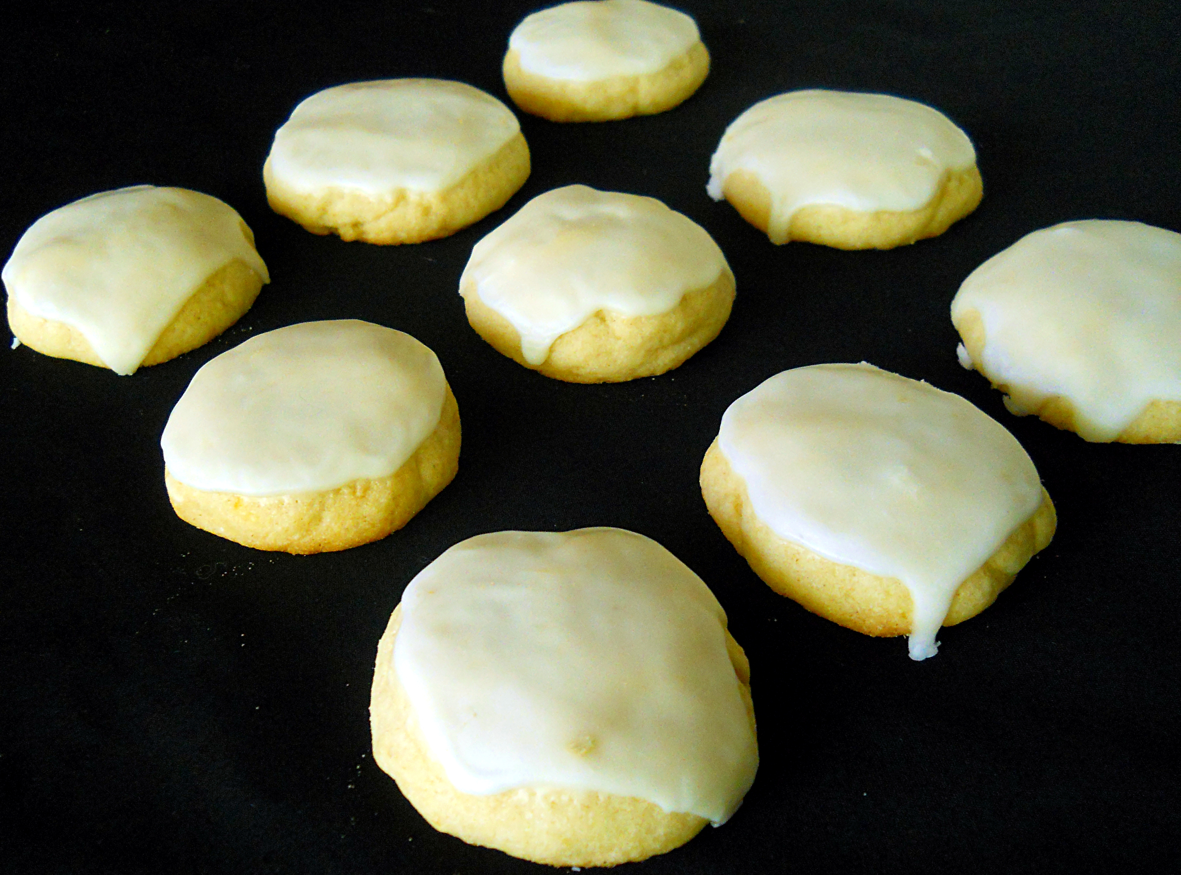 Glazed Lemon Cookies Recipes — Dishmaps